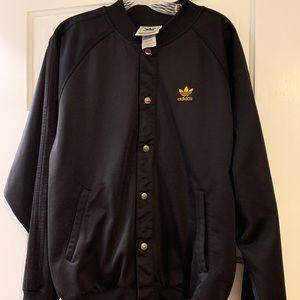 Vintage inspired Adidas track jacket